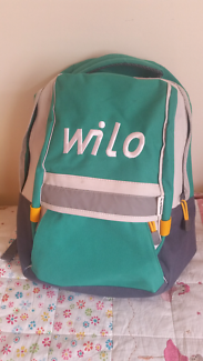 New backpack  Wilo