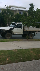 Rn105 ln106 solid axle 4wd toyota hilux swaps or trades Mountain Creek Maroochydore Area Preview