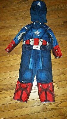 Captain America Halloween costume Marvel