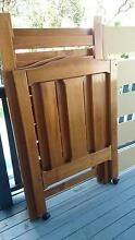 Timber cot (frame only) Salisbury Brisbane South West Preview