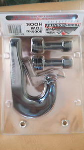 4wd tow hooks 8000kg Raceview Ipswich City Preview