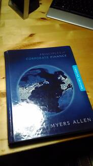 Principle of Corporate Finance Concise 2009 Brealey Myers Allen Altona Hobsons Bay Area Preview