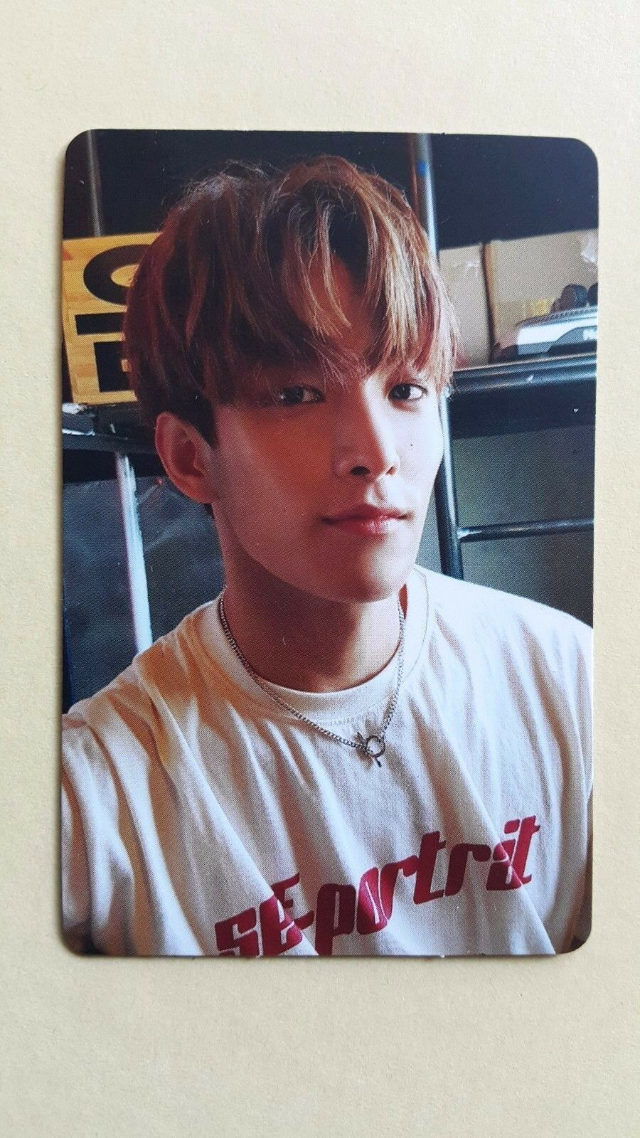 Seventeen 2nd Album Teen Age Kpop Photo Card Official Photocard Dk D Item Number 263364535309