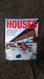 Houses Magazine x1 Mosman Park Cottesloe Area Preview