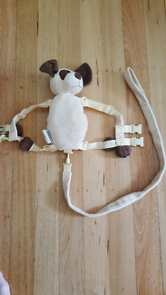 Toddler harness. Goldbug. Washed and clean from a pet free house