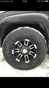 Mags jeep 5x114.3