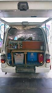 Ford Econovan Maxi *2002* AKA Panda Brisbane City Brisbane North West Preview