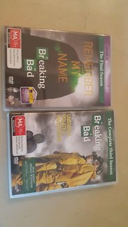 Breaking Bad season 3 and final season