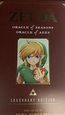 The Legend of Zelda Legendary Edition: Oracle of Seasons / Oracle of Ages