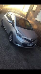 Toyota Yaris 2013 with complete history and 1 year Rego Wyndham Vale Wyndham Area Preview
