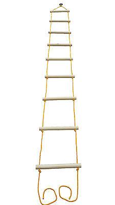 Kletterleiter, Strickleiter