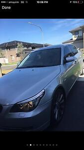 BMW 520d 2008 SWAP or  SILL coz I wanna upgrade with new car Abbotsbury Fairfield Area Preview
