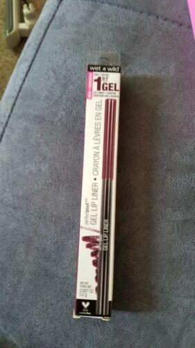 Wet N Wild Perfect Pout Gel Lip Liner #654C Never Petal Down