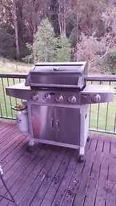 Patio master bbq 4 burner Forrest Colac-Otway Area Preview