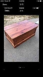 Gorgeous Solid Coffee Table