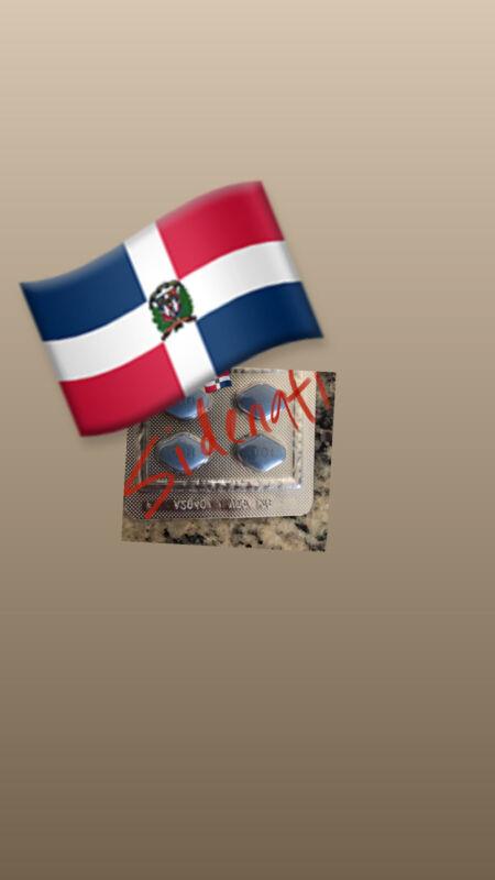 Mens 8pk For  Erection  Dominican Pastillas Para Ereccion Dominicana Flag