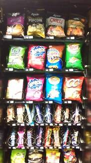 Snack Vending Machine for your Business