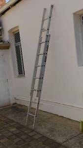 Gorilla 2.4-3.9m 100kg extension ladder Victoria Park Victoria Park Area Preview