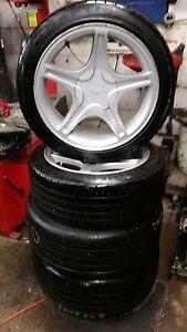 2000 gt mustang wheels