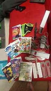 Wii console assesories &  games Croydon North Maroondah Area Preview
