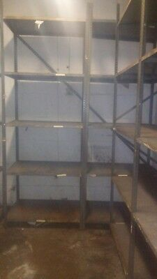 Used Metal Shelving Available Many Different Kindsstyles