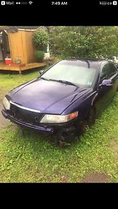 2003 Acura TSX parts only