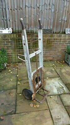 Slingsby porter's trolley dates from the late 1940s-1950s ex cond.