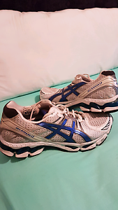 Asics mens running shoes Exc Con new $60 No Offers Birkdale Redland Area Preview