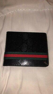 Mens GUCCI wallet.