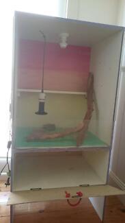 Lizard  enclosure / cage