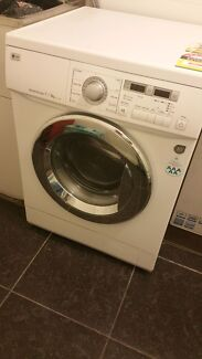 LG FRONT LOADER WASHER & DRYER 7/4KG Meadow Heights Hume Area Preview