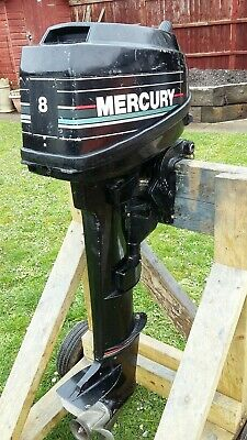 MERCURY 8HP OUTBOARD ENGINE