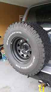 BF Goodrich All Terrain tyres Altona Meadows Hobsons Bay Area Preview