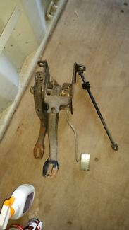 Mk 2 Escort pedal box.  Narre Warren South Casey Area Preview