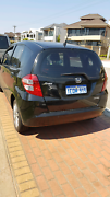 HONDA jazz 2009 Auto black Fremantle Fremantle Area Preview