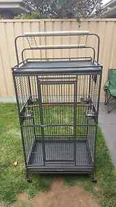 Bird cage with play center Seaford Morphett Vale Area Preview