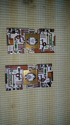 Motorola Msf5000 Power Amp Module Tlf6820a M2517 Mrf842 Npn 20w 806-960 Mhz
