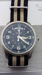 VICTORINOX Men's Swiss Army  VINTAGE DAY & DATE AUTOMATIC Sydney City Inner Sydney Preview