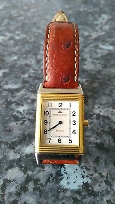 Jaeger Le-Coultre Reverso 250.5.08 Stainless Steel & 18K Yellow Gold