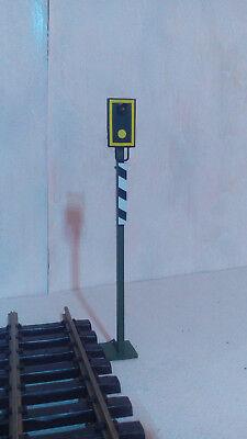Spur G / Spur 2 Überwachungssignal für Bahnübergang  DB / HSB / RüBB / SDG