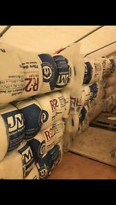 Insulation all r values