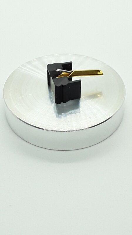 Record Needle for Shure N91E, N91ED -  NUDE ELLIPTICAL BLACK DIAMOND