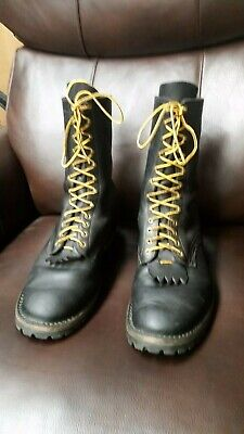 Hathorn White Fire , Logging Boots 13 E plus other sizes