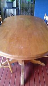 used dining table Brassall Ipswich City Preview