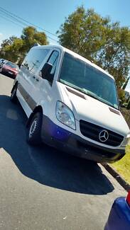 Excellent van****2007 Mercedes-Benz splinter 315 Thornbury Darebin Area Preview