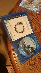 The Elder Scrolls Online (PS4) Cambridge Kitchener Area image 2