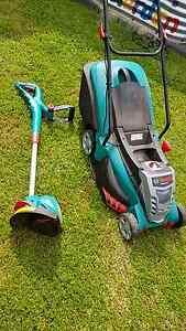 Lawn mower bundle Park Holme Marion Area Preview