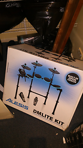 Alesis DM Lite Kit Electronic Drum Set Port Macquarie Port Macquarie City Preview