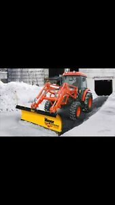 Looking for skid steer snow blade attachment