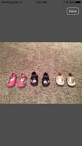 Robeez shoes 3-6 months